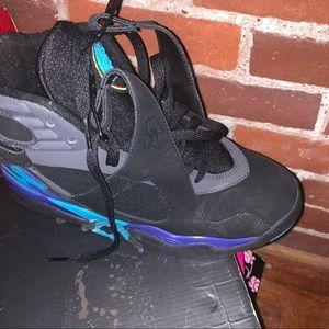 Jordan Shoes - Aqua 8's (2007)
